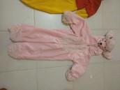Pink Puppie Costume