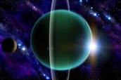 Things on(around or on the planet) Uranus