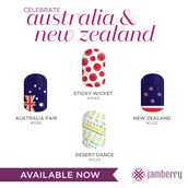 Now Available in Australia and New Zealand!