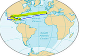 Hornando's route to the new world