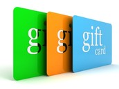 Countless Gift Cards
