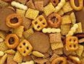 Cookies?  Candy?  Chex Mix?