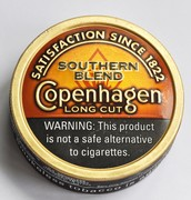 Copenhagen Long Cut Southern Blend