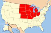 Midwest of the United States