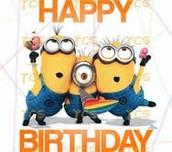 September birthdays ;-)