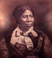 Picture of Frederick Douglass grandmother
