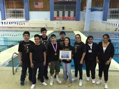 Stockard MS Robotics Team wins 1st place
