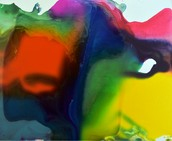 Tulhaa's Action Painting