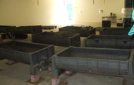 Worm Troughs