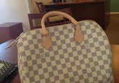This Beautiful LV Bag is Brand NEW!