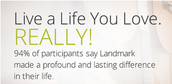 What is Landmark?