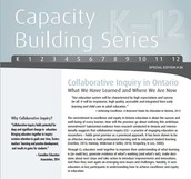Collaborative Inquiry in Ontario