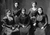 Women's League, Newport, Rhode Island (1900)