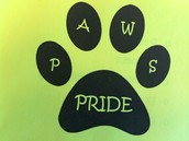Paws for Pride - Home Connection . . .