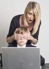 למה צריך להיזהר במה שיש באינטרנט