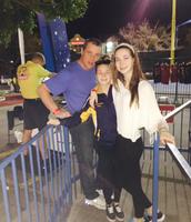 Me gusta pasar tiempo con mi familia