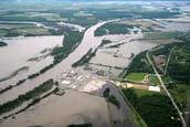 Flood control measures