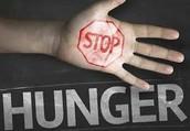 ¡Ayudemos detener hambre!