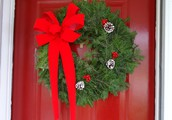 Fresh Double-Faced Balsam Christmas Wreaths