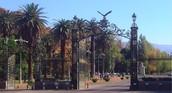 el parque General San Martin