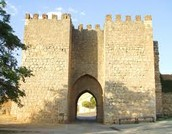 The herreros fortified gateway