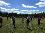 Marching Camp 2015