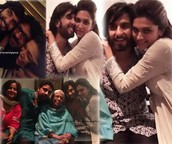 INSIDE PICS: Deepika Padukone-Ranveer Singh get cosy at Sanjay Leela Bhansali's house