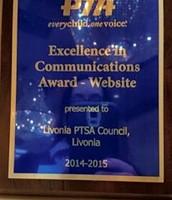 Website Award