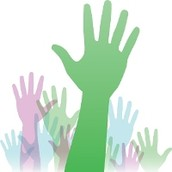 6. Raise your hand for help