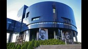 Here is another picture of the Guthrie Theater