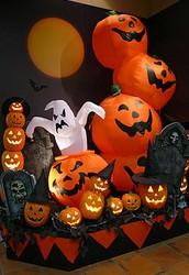 vengan y disfruten de la mejor experiencia Halloween
