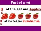 Parts of a Set: Level 1
