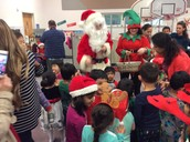 Santa & Ms. Elf