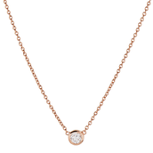 Wishing Necklace - Rose Gold $34