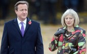 Theresa May at loggerheads with David Cameron over her plan to curb use of stop and search powers