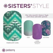 February Sisters' Style Exclusive!