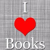 I Love books!