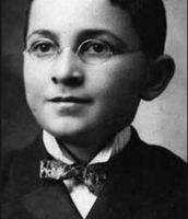 Young Harry Truman