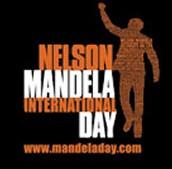 18th July - Nelson Mandela International Day