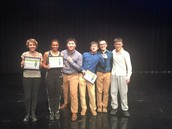 KHS Talent Show Winners
