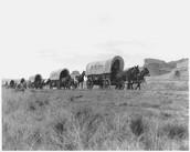 Oregon Trail Reenactment