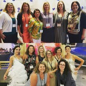 Peirce teachers attend an IB conference