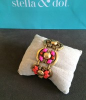 Becca Bracelet Pink $44