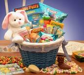 Easter Fun Gift Baskets