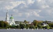 The Volga Cruise