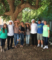 Culinary Arts Students at St. Philip's Hispanic Heritage Salsa Contest
