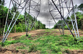 The Transmission towers