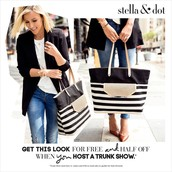 Hudson tote and City Slim Clutch