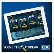 CDC Solve the Outbreak APP