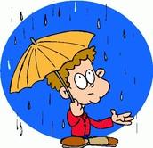 In case of rain....